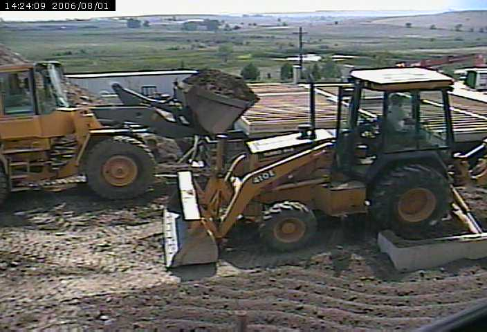 contruction loaders
