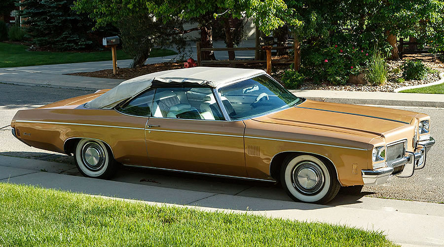 1972 oldsmobile convertible 2